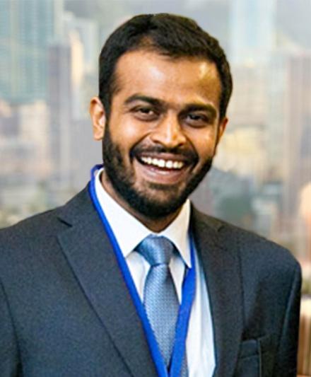 Siddharth Pillai